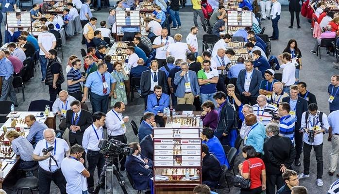 Азербайджанские шахматисты сыграют против Китая и Украины