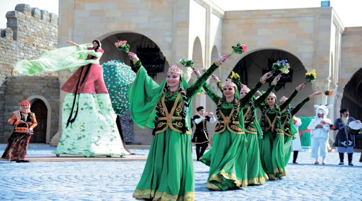 Азербайджанки признаны самыми стройными в Европе