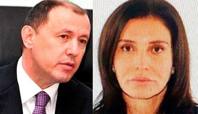 Супруга Джахангира Гаджиева арестована в Лондоне