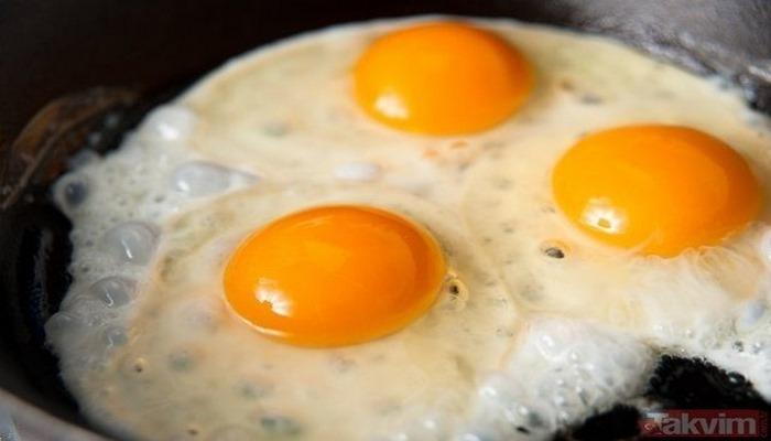Her gün yumurta yiyenlerde o hastalıklar çıkabilir!
