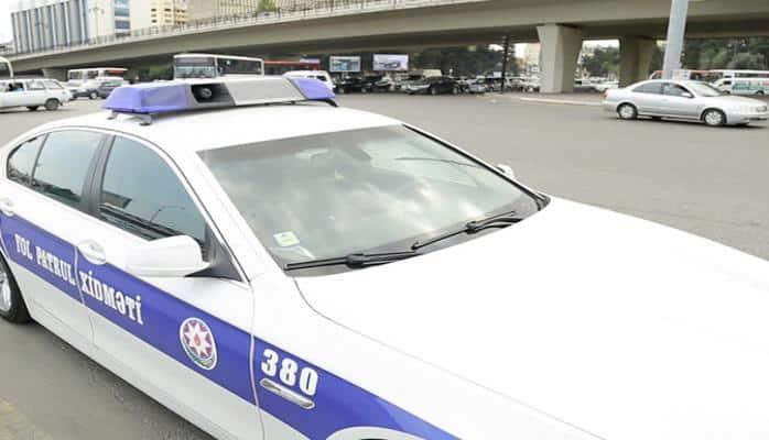 Dövlət yol polisi 'Son zəng' günü gücləndirilmiş iş rejimində çalışacaq