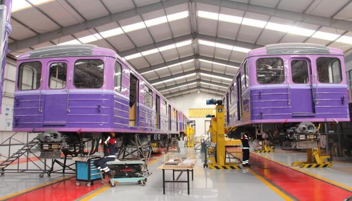 Азербайджан может наладить производство вагонов метро