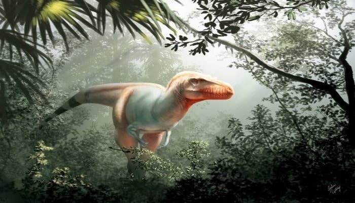 Обнаруженный новый вид динозавра назвали жнецом смерти