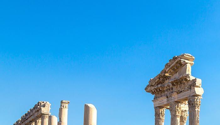 Türkiye'deki En İyi 10 Arkeolojik Alan