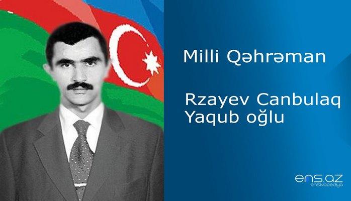 Canbulaq Rzayev Yaqub oğlu