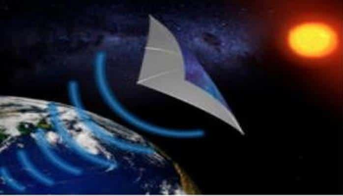 Kosmosdan enerjini simsiz ötürən sistem yaradılacaq