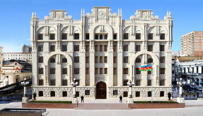 Племянник экс-министра Зии Мамедова назначен на высокую должность в МВД