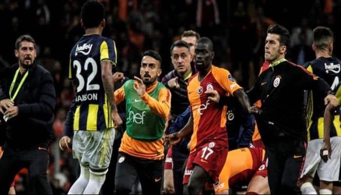 Dış basında Galatasaray- Fenerbahçe derbisi