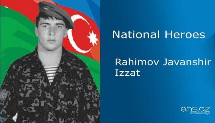 Rahimov Javanshir Izzat