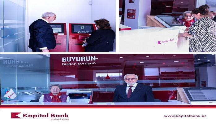 В филиалах Kapital Bank будут работать пенсионеры