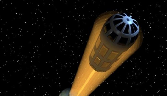 2050-ci ildə kosmik lift istifadəyə veriləcək