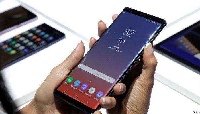 Samsung Çindəki mobil telefon zavodununun fəaliyyətini dayandırır