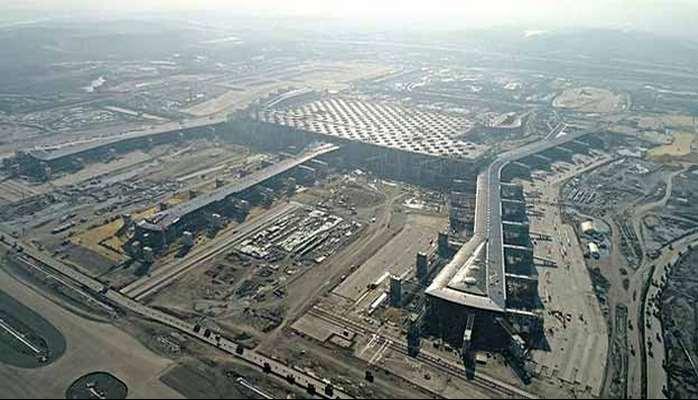 İstanbul Havalimanı'nın sabit altyapısı Vodafone'dan