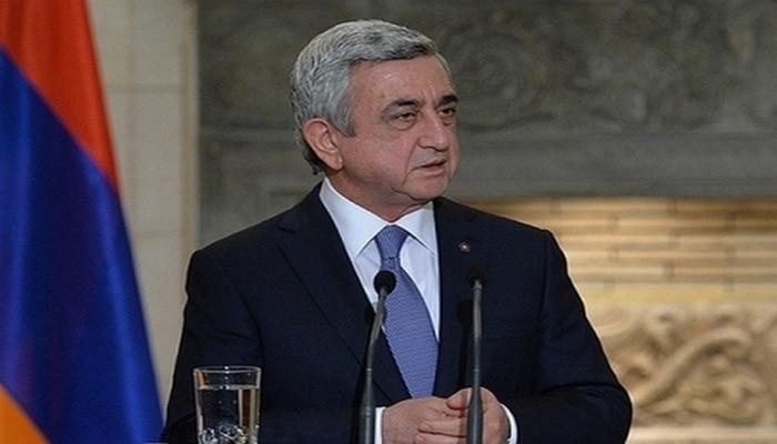 Sərkisyan aprel döyüşlərinə görə dindirilməyə çağırıldı