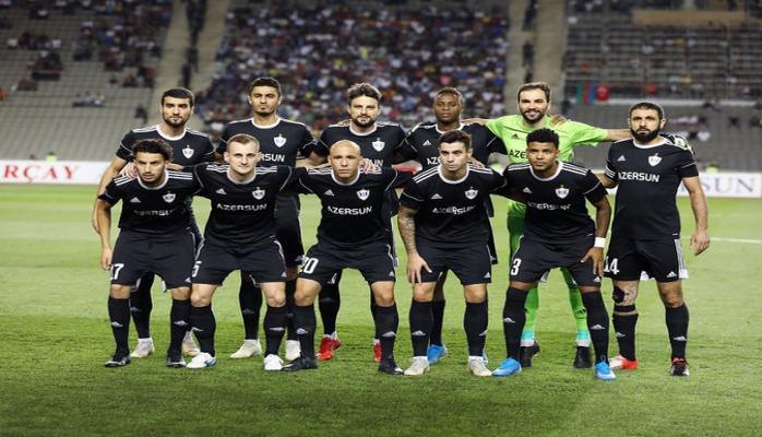 Карабах вышел в групповой этап Лиги Европы, обыграв Линфилд
