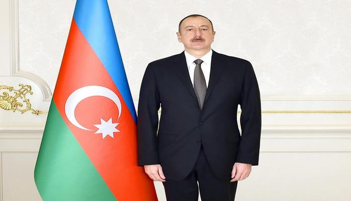 Президент Ильхам Алиев ознакомился с условиями, созданными в Парке молодежи в Губе