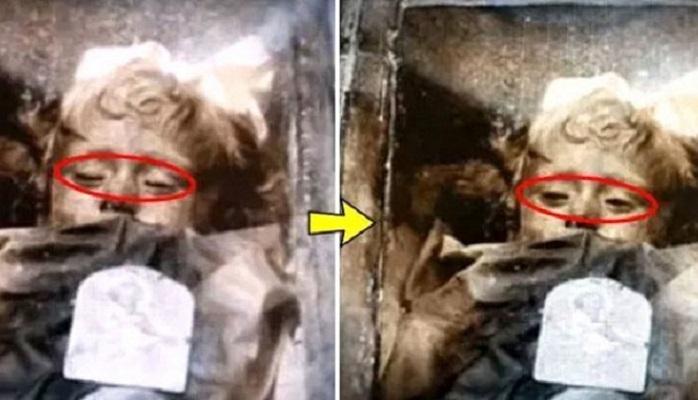 Gözlərini yumub-açan mumiyanın sirri açıldı