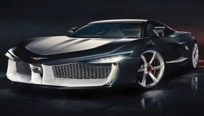 """""""Hispano Suiza"""" yeni modelini təqdim etdi"""