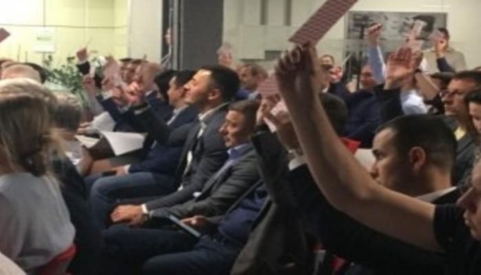 Ukraynanın keçmiş prezidentinin partiyasının adı dəyişdirilib