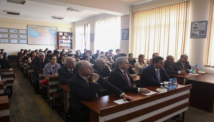 Фарид Шафиев стал гостем проекта «Выпускники 100-летнего исторического факультета»
