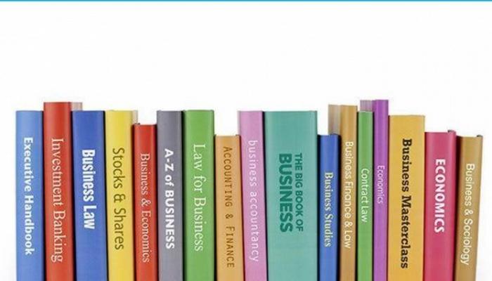Biznes dünyasının ən vacib 5 kitabı