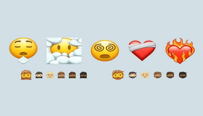 217 yeni emoji təqdim olundu - Tezliklə smartfonlarda