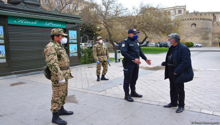 Вопрос введения комендантского часа после 20 апреля не обсуждается - Оперативный штаб