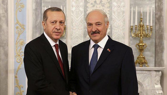 Лукашенко назвал Эрдогана «братом»