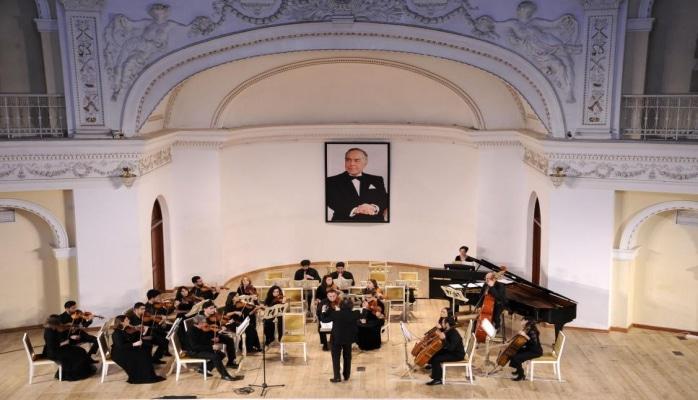 В бакинской Филармонии прошел вечер, посвященный памяти общенационального лидера Гейдара Алиева