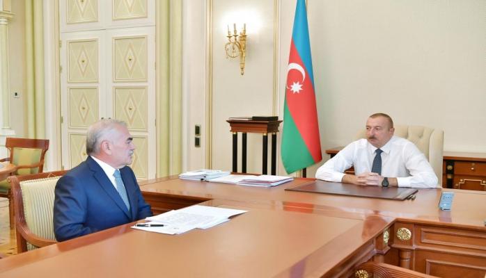 Президент Ильхам Алиев: Нахчыван уже много лет живет в условиях блокады, но несмотря на это республика живет, укрепляется и продолжает большой путь развития