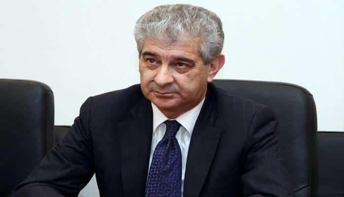Əli Əhmədov avropalı diplomatla görüşdü