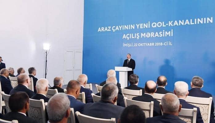 Президент Ильхам Алиев: Азербайджан способен успешно осуществить и осуществляет любой инфраструктурный проект