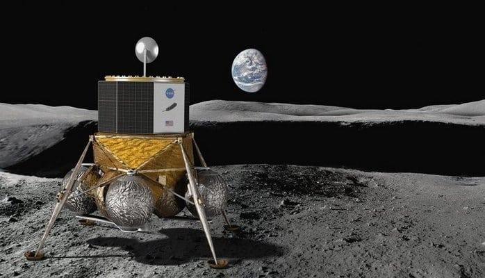 Глава Amazon Джефф Безос рассказал о планах по колонизации Луны