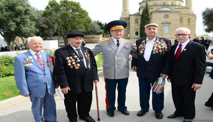 Распоряжение Президента Азербайджана о материальной помощи ветеранам ВОВ охватит более 9300 граждан - минтруда