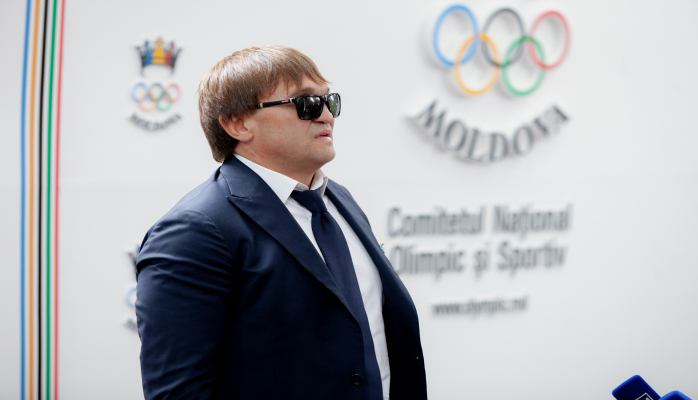 Moldovalı Paralimpiya çempionu Bakıda