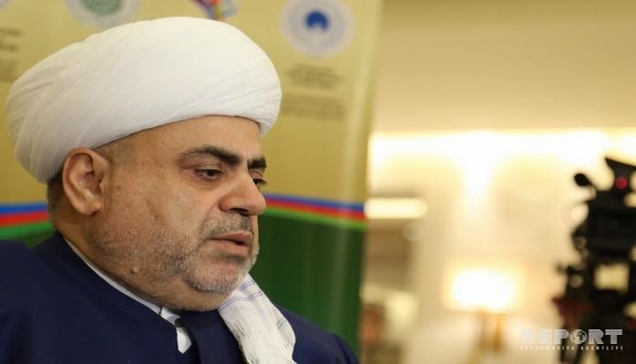 Аллахшукюр Пашазаде отправится в Казахстан