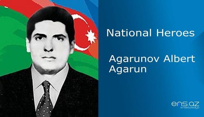 Albert Agarunov Agarun