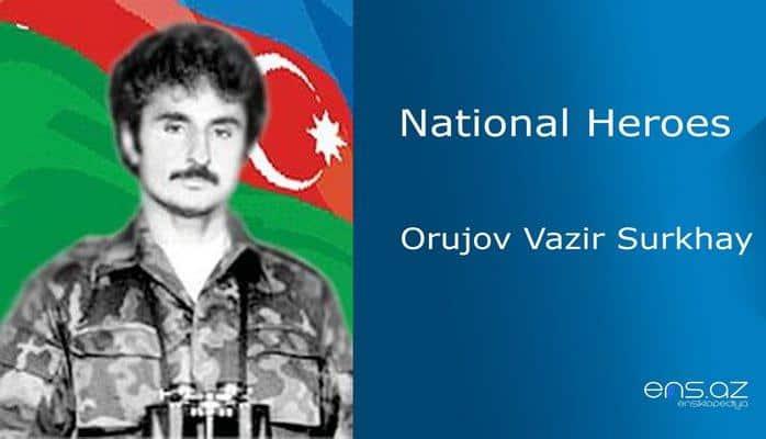 Orujov Vazir Surkhay