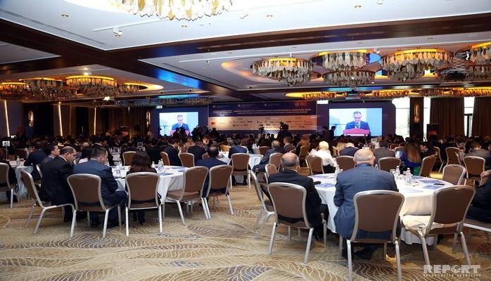 В Баку проходит III Международный банковский форум