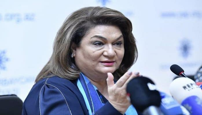 Хиджран Гусейнова: Если муж не платит алименты, ему надо запретить выезд из страны
