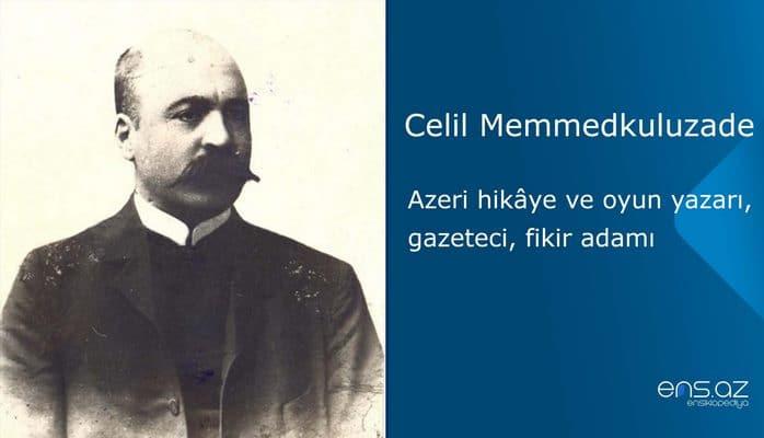 Celil Memmedkuluzade