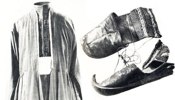 Как одевались в Гяндже и Газахе в 19-начале 20 вв. (ФОТО)