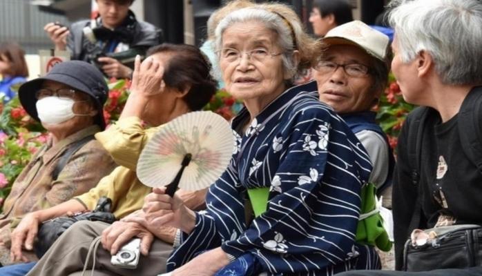 Yaponiyada orta ömür həddi rekord səviyyəyə çatıb
