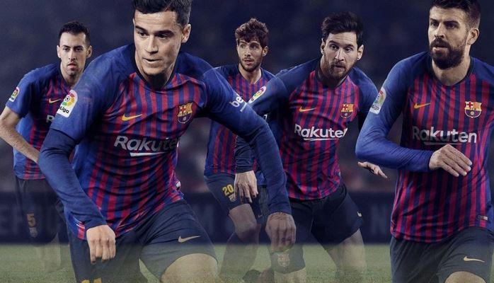"""""""Барселона"""" стала первым клубом в мире, который тратит на зарплаты футболистов более 500 млн евро в год"""