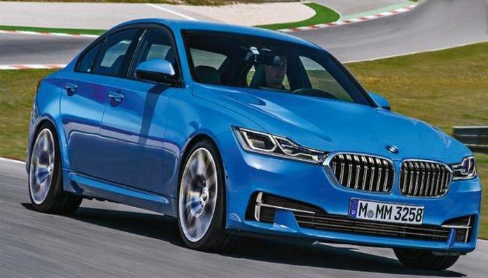 BMW третьей серии G20 впечатлил автолюбителей необычным дизайном