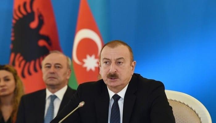 """""""O zaman geniş vüsət almış korrupsiya faktiki olaraq bizim..."""" - İlham Əliyev"""