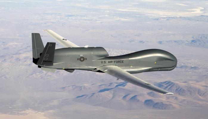 """NATO ölkələri 5 ədəd """"Global Hawk"""" dronu alıb"""