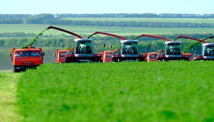 В Азербайджан будет доставлена сельхозтехника стоимостью в миллионы евро