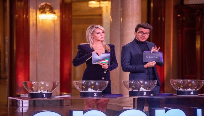 Азербайджан выступит в первом полуфинале конкурса 'Евровидение'