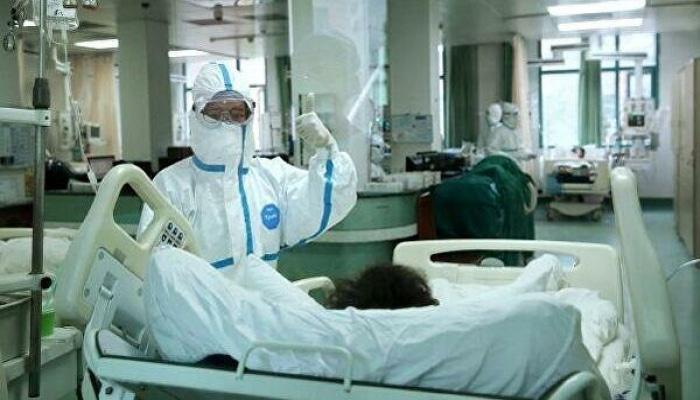 В Китае за сутки выявили более 15 тысяч новых случаев коронавируса